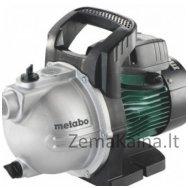 Vandens siurblys METABO P 3300 G
