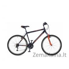 "Kalnų dviratis AUTHOR Trophy Phantom Black 17"""