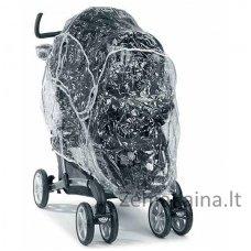 Vežimėlio apsauga nuo kritulių