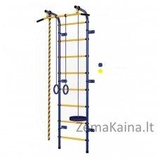 Vaikiškos (švediškos) laipiojimo kopetėlės PIONER-C1P (Blue/Yellow)