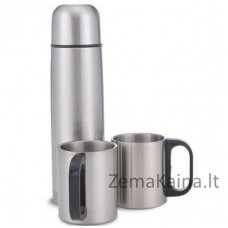 Termosas (0,5l) + 2 puodeliai Maestro MR-1640