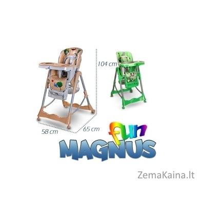 Maitinimo kėdutė Caretero Magnus Fun 7