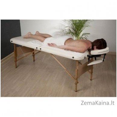 Sulankstomas masažo stalas Restpro Classic 2/Cream 4