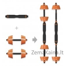 4in1 Smart FED Weight Kit 30 kg