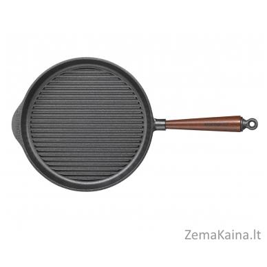 Ketaus SKEPPSHULT 28-T Keptuvė-grilis, 28 cm 2