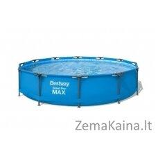 Surenkamas baseinas BESTWAY STEEL PRO MAX, 366 x 76 cm