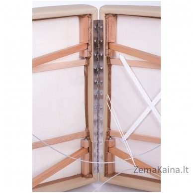 Sulankstomas masažo stalas Restpro Memory 3/Beige 7