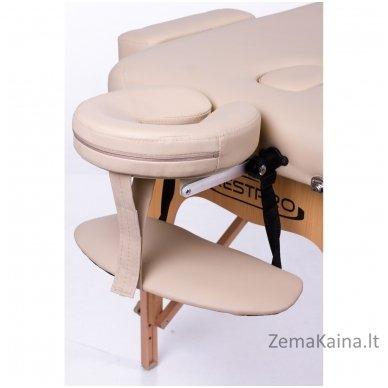 Sulankstomas masažo stalas Restpro Memory 3/Beige 10