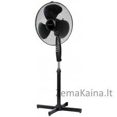 Activejet Regular WSR-40C  ventiliatorius Juoda, Sidabras