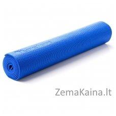 Aerobikos kilimėlis Meteor 180x60x0,5cm Yoga Mėlynas