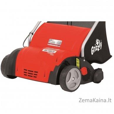 Aeratorius/Skarifikatorius 1400W Grizzly ERV 1400-35 2