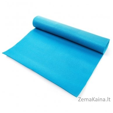 Aerobikos kilimėlis Meteor 180x60x0.5cm Yoga turkio spalvos 2