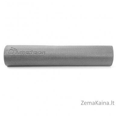 Aerobikos kilimėlis Meteor 180x60x0.5cm Yoga pilkas 4