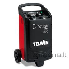 Akumuliatoriaus įkroviklis TELWIN DOCTOR START 630 230V 12-24V
