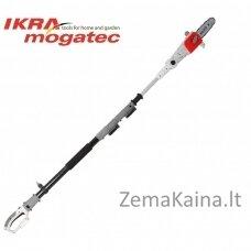 Akumuliatorinė aukštapjovė 20V 2Ah Ikra Mogatec ICPS 2020
