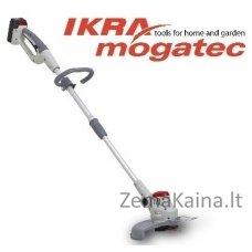 Akumuliatorinė žoliapjovė 20V 1.5 Ah Ikra Mogatec IART 2520 LI