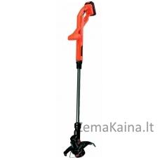 Akumuliatorinė žoliapjovė ST1823 18 V 1,5 Ah 25 cm, Black+Decker
