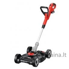 Akumuliatorinė žoliapjovė Strimmer® STC1820CM 18V 2Ah 28 cm, Black+Decker