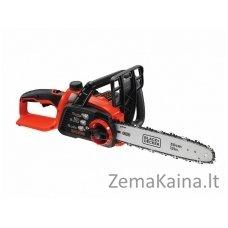 Akumuliatorinis grandininis pjūklas GKC3630L20 36V 2Ah 30 cm, Black+Decker