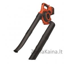 Akumuliatorinis siurblys/pūstuvas GWC3600L20 36 V 2 Ah, Black+Decker