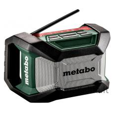 Akumuliatorinis statybvietės radijas METABO R 12-18 BT