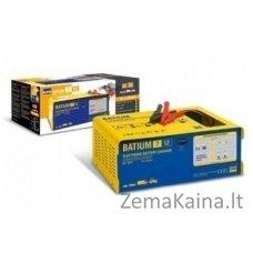 Akumuliatorių įkroviklis - automatinis Batium 7/12 GYS
