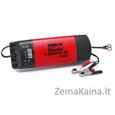 Akumuliatoriaus įkroviklis TELWIN T-CHARGE 20 BOOST 12V/24V