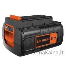 Akumuliatorius 36V 2,0 Ah Li-ion, Black+Decker