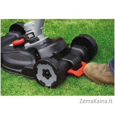 Akumuliatorinė žoliapjovė Strimmer® STC1820CM 18V 2Ah 28 cm, Black+Decker 2