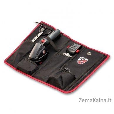 Akumuliatorinės žolės ir gyvatvorių žirklės Tonino Lamborghini GBK 6100 Li TL 2
