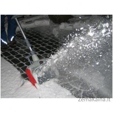 Akumuliatorinis sniego valytuvas 40V 2.5Ah Ikra Mogatec 40V 2.5Ah Ikra Mogatec IAF 40-3325 - KOMPLEKTAS 7