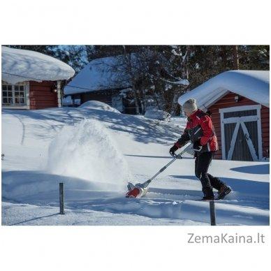Akumuliatorinis sniego valytuvas 40V 2.5Ah Ikra Mogatec 40V 2.5Ah Ikra Mogatec IAF 40-3325 - KOMPLEKTAS 10