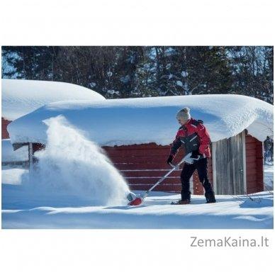 Akumuliatorinis sniego valytuvas 40V 2.5Ah Ikra Mogatec 40V 2.5Ah Ikra Mogatec IAF 40-3325 - KOMPLEKTAS 11