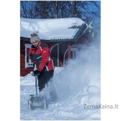 Akumuliatorinis sniego valytuvas 40V 2.5Ah Ikra Mogatec 40V 2.5Ah Ikra Mogatec IAF 40-3325 - KOMPLEKTAS 12