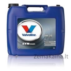 Alyva varikliui  SYNPOWER MST C5 0W20 20L, Valvoline