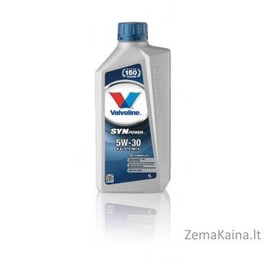 Alyva varikliui SYNPOWER FE 0W30 1L, Valvoline