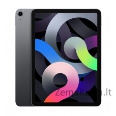 "Apple iPad Air 256 GB 27,7 cm (10.9"") Wi-Fi 6 (802.11ax) iOS 14 Pilka"