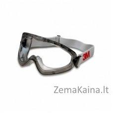 Apsauginiai akiniai 2890, polikarbonatas, ventiliuojami, 3M