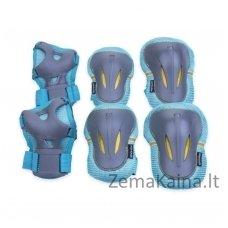 Apsaugų rinkinys Spokey PLATE (Mėlyna)