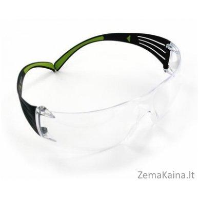 apsauginiai akiniai SecureFit 400 AS-AF, PC, skaidrūs UU001467842, 3M