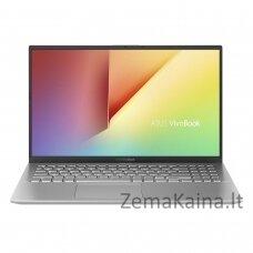 """ASUS VivoBook 15 S512JA-BQ018T Notebook Silver 39.6 cm (15.6"""") 1920 x 1080 pixels 10th gen Intel® Core™ i5 8 GB DDR4-SDRAM 256 GB SSD Wi-Fi 5 (802.11ac) Windows 10 Home"""