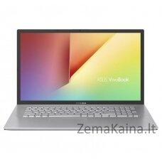 "ASUS VivoBook 17 X712FB-AU541T Notebook Silver 43.9 cm (17.3"") 1920 x 1080 pixels 10th gen Intel® Core™ i5 8 GB DDR4-SDRAM 512 GB SSD NVIDIA® GeForce® MX110 Wi-Fi 5 (802.11ac) Windows 10 Home"