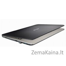 "ASUS VivoBook Max Notebook/Laptop Black, Chocolate 39,6 cm (15.6"") 1920 x 1080 px Intel® Pentium® 4 GB DDR3L-SDRAM 1000 GB HDD"