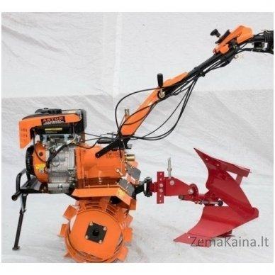 ASTOR 1050F benzininis motoblokas - kultivatorius / 7.35 kW 4