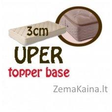 Atčiužinis UPER topper base 200*90*3