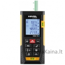 Atstumo matuoklis Nivel System HDM-7G