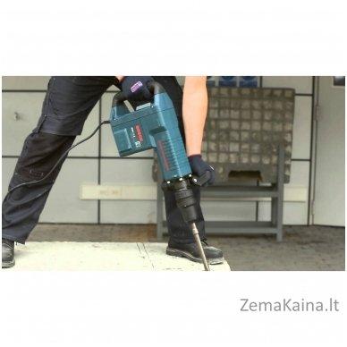 Atskėlimo plaktukas Bosch GSH 11 E PROFESSIONAL ; 16,8 J; SDS-max 2