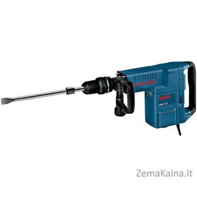 Atskėlimo plaktukas Bosch GSH 11 E PROFESSIONAL ; 16,8 J; SDS-max
