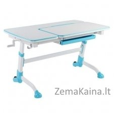 Augantis vaikiškas stalas FunDesk Amare Blue