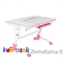 Augantis vaikiškas stalas FunDesk Amare Pink